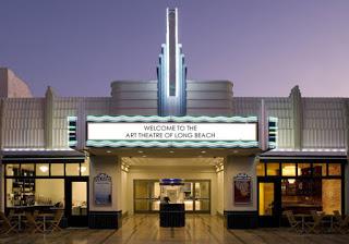 The Art Theatre in Long Beach
