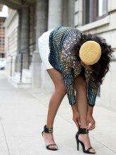Brittany Reedus - Melanie Top View